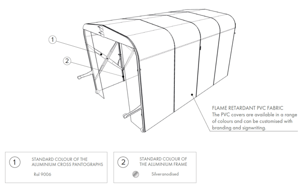 SANI TUNNEL drawing - construction