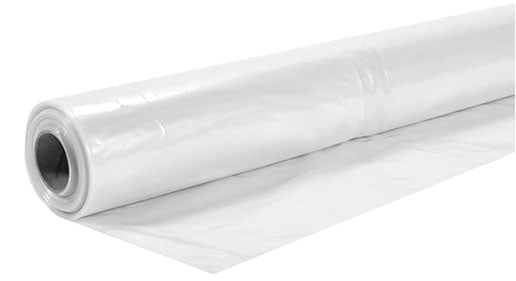 Air Cargo extra wide polythene sheeting